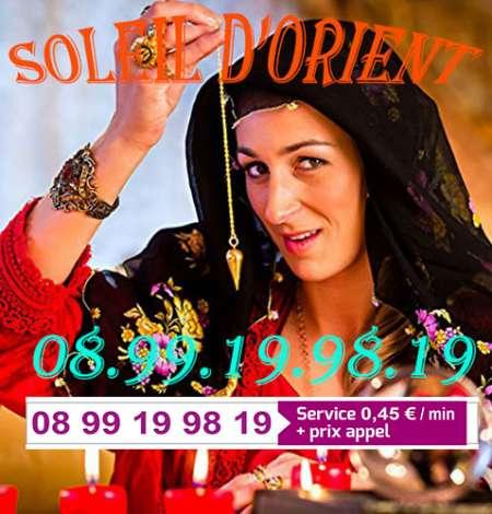Photo ads/1043000/1043999/a1043999.jpg : VOYANCE AMOUR ORIENTALE 0899 19 98 19