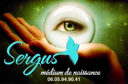 Photo ads/1073000/1073899/a1073899.jpg : Sergus Medium- Question gratuite - Voyance