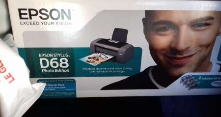 Photo ads/1447000/1447894/a1447894.jpg : imprimante EPSON