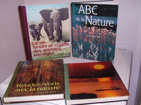 Photo ads/176000/176021/a176021.jpg : COLLECTION DE 17 BEAUX LIVRES