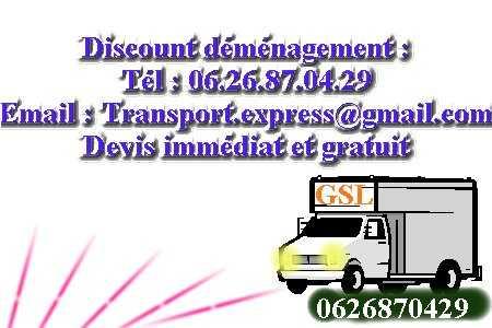 Photo ads/501000/501361/a2010032412-2650044.jpg :  Déménagement pas cher