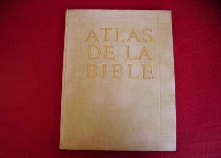 Photo ads/530000/530303/a530303.jpg : LIVRE « Atlas de la Bible »