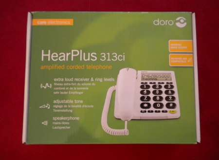 "Photo ads/845000/845613/a845613.jpg : TELEPHONE FILAIRE ""Doro"""